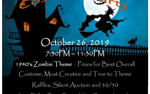 Halloween Party To Benefit Whiskey 7
