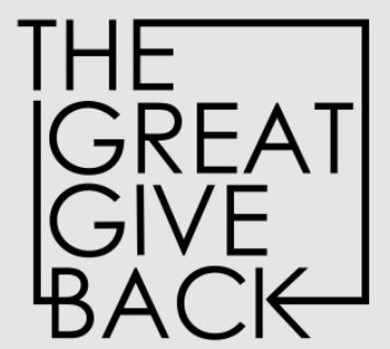 The Great Give Back – October 19th