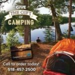 Camping Gift Certificates For Holiday Presents