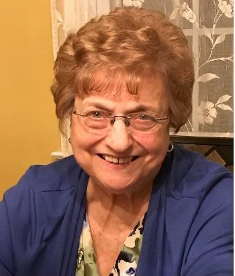 Rochester/LeRoy/Perkinsville – November 10, 2019   Eileen F. King (Pfuntner)