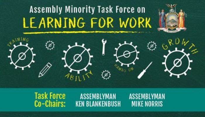 """Learning For Work"" Task Force Holds Forum In Rochester"