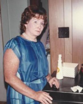 Conesus – December 27, 2019   Nancy E. Milks