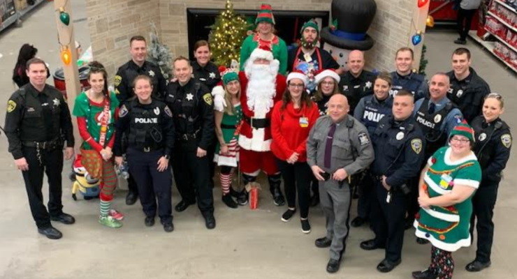 "This Year's ""Shop With A Cop"" Includes All of Livingston County"