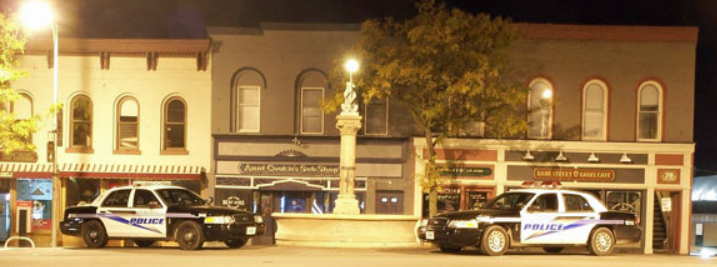 Geneseo Police Department Implements Protective Measures To Prevent Spread of COVID-19.