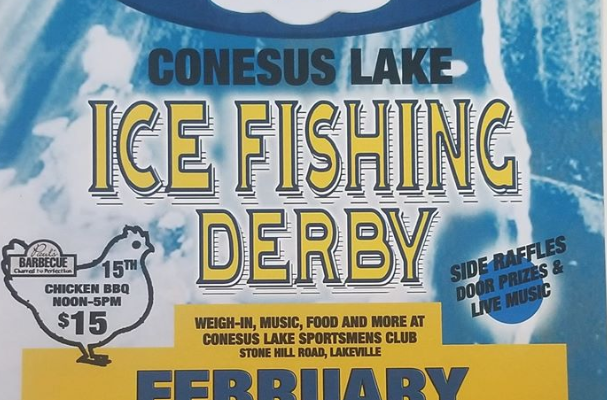 Ice Fishing Derby To Benefit Veterans