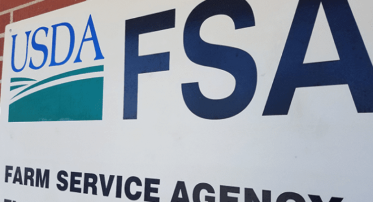 USDA's Farm Services Agency (FSA) Services Available By Phone Only But Relaxing Loan-Making Process