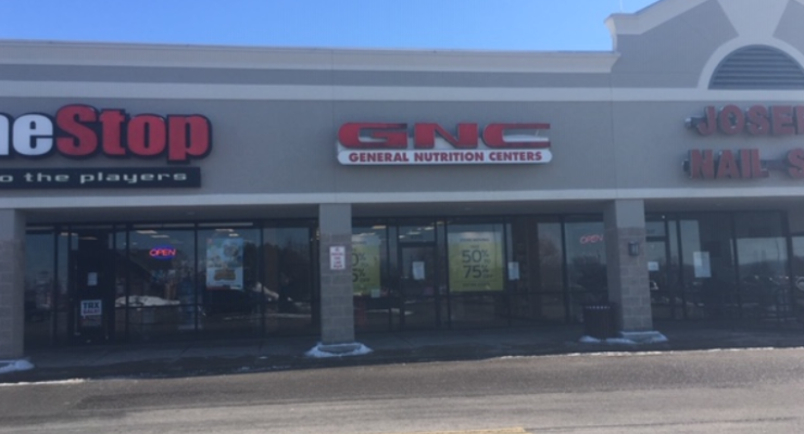 GNC Store In Geneseo Closing March 18th