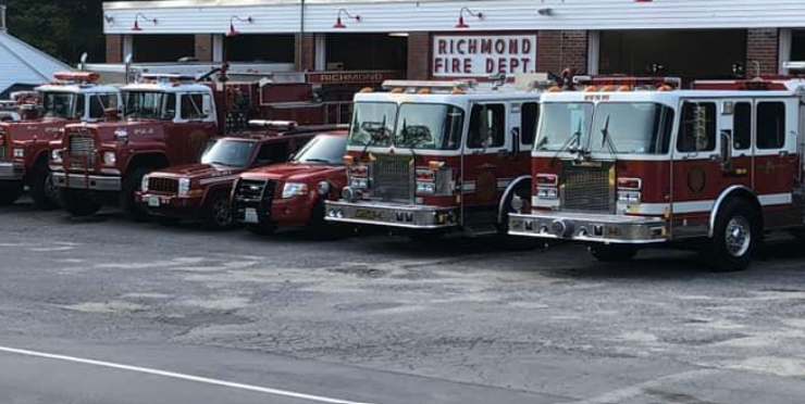 RICHMOND FIRE DEPARTMENT  ANNOUNCES  CARNIVAL IN HONEOYE