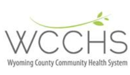 EMERGENCY ROOM VISITS SHARP DECLINE MAKES WCCHS WORRY COVID-19 KEEPING OTHERS AWAY