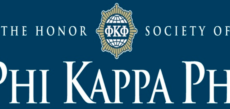 The Honor Society of Phi Kappa Phi Inducts Students From Avon, Caledonia and Livonia