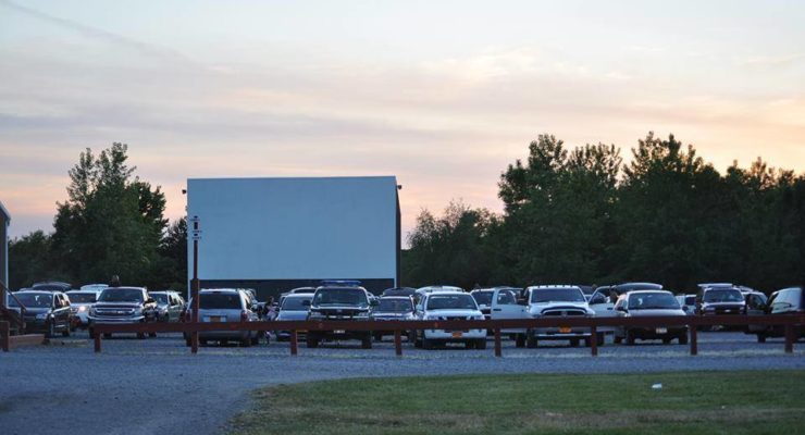 AVON'S VINTAGE DRIVE-IN REOPENS MAY 21