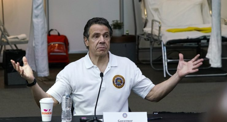 GOVERNOR CUOMO OUTLINES 2021 AGENDA: REIMAGINE | REBUILD | RENEW