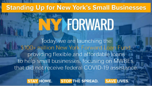 New York Forward Loan Fund Accepting Pre-Applications