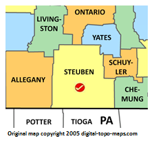 Steuben County Confirms 6740 Cases of COVID-19
