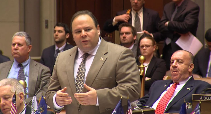 PHIL PALMESANO NAMED ASSEMBLY MINORITY APPOINTEE TO TASK FORCE ON DEMOGRAPHIC RESEARCH & REAPPORTIONMENT