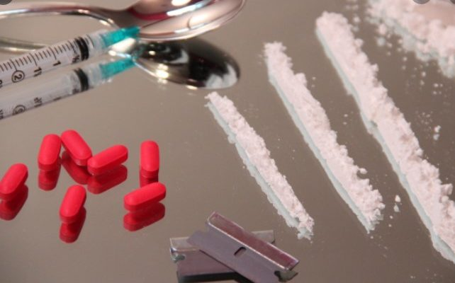 TWO ARRESTED FOR COCAINE CONSPIRACY
