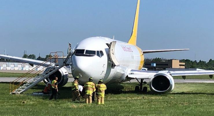 Plane Skids Off Runway This Morning Causing Delays At Rochester Airport