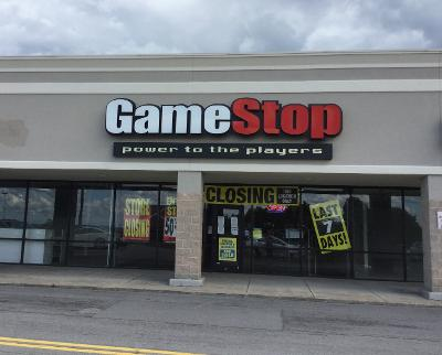 LAST DAYS FOR GENESEO'S  GAME STOP