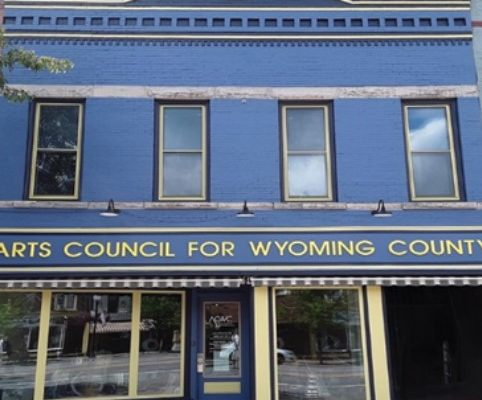 Wyoming County's Arts Council is Reopening With Two September Events