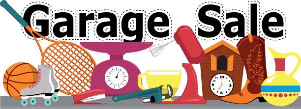 Community Garage Sales Continue at the Public Market This Sunday, August 2