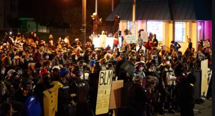 Rochester Protests Makes International Headlines As Three Officer Injured & 9 Arrests
