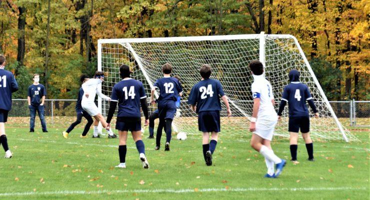 Geneseo Boys Soccer Beats Mt. Morris 3-0
