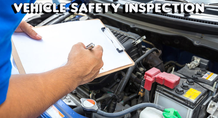 Car Owners Have Until Nov. 3rd To Get Vehicles Inspected