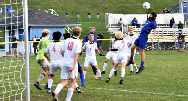 Geneseo Boys Soccer Advances With 2-0 Win in Sectionals