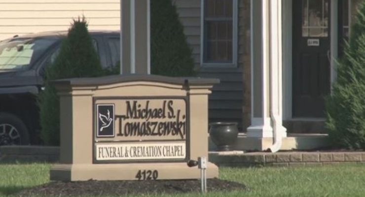 BATAVIA FUNERAL DIRECTOR ILLEGALLY HOLDS BODY FOR 264 DAYS