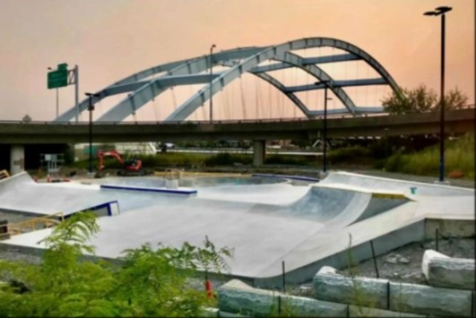 New ROC City Skatepark Officially Opens