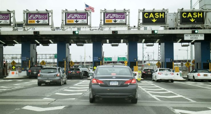 New Toll Rates Take Effect May 1, 2021