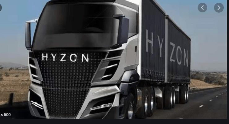 HYZON EXPANSION TO BRING 100 JOBS TO HONEOYE FALLS