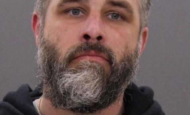 Drug Arrest Following Probationer Reporting