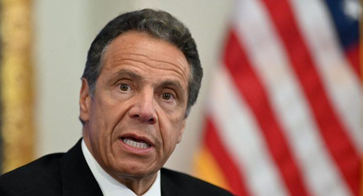 "REPUBLICAN LEADERS REJECT DEMOCRATS  ""REPEAL"" OF GOV. CUOMO'S EMERGENCY POWERS"
