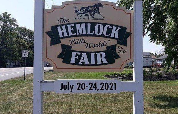 """HEMLOCK FAIR A """"GO"""" for 2021"""