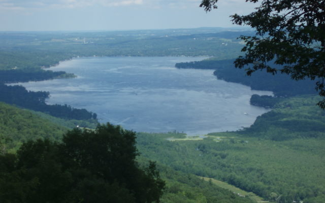 HONEOYE LAKE WINS $30,000 GRANT  FOR LAKE AERATION STUDY