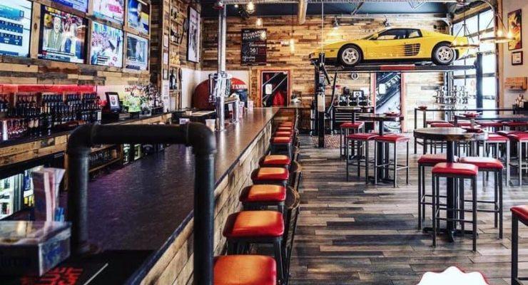 COVID Exposures at Ferrari Pizza Bar in E. Rochester