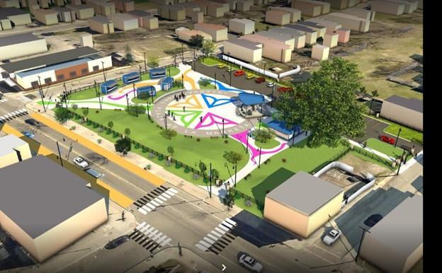 International Plaza to Open for the Season Thursday