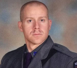 Services for Trooper Joseph Gallagher will be held on April 6 and 7, 2021.