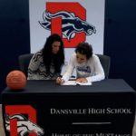 Dansville's Arayana Young Receives Full Athletic Scholarship