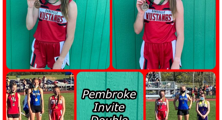 Maggie Bacon Shines For Mustangs at Pembroke Invitational
