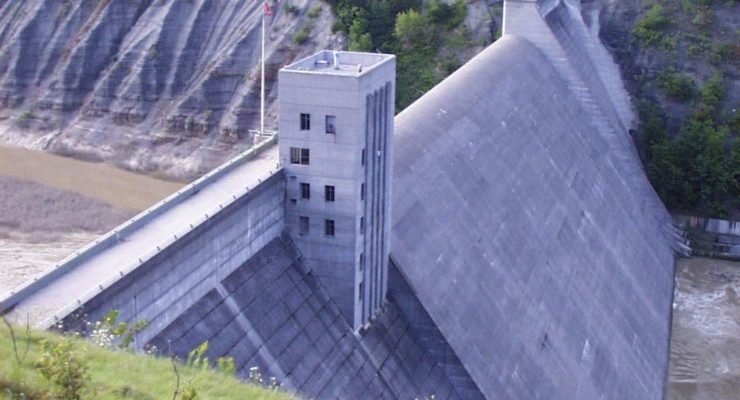 Mount Morris Dam and Recreation Area  Onsite Special Event Information 2021