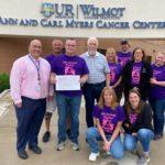 """Footin' it for Family 5K"" Races Raises $25,000 for Cancer Center"