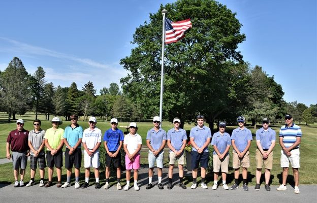 Cal-Mum Wins The Class D Varsity Golf Section Five Champions by Mike Tenalio