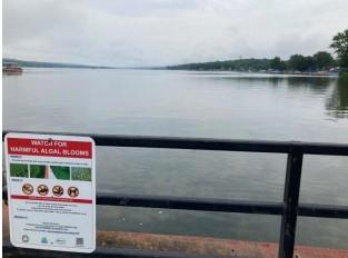 Harmful Algal Bloom Health Advisory for Conesus Lake