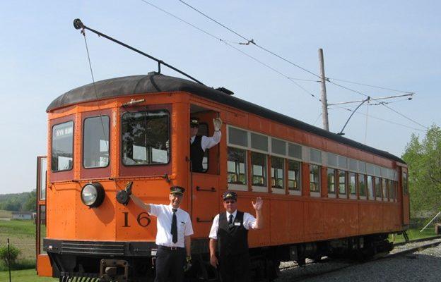 Trolley Rides Sunday July 25!