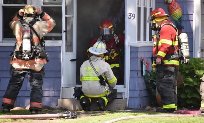 Geneseo Fire Department Summons Assistance From Livonia, Mt. Morris and East Avon Fire Departments