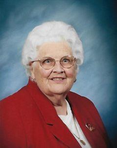 Conesus – Betty W. Greene (White) – September 27, 2021