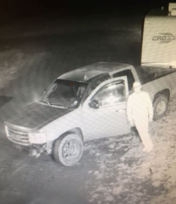 NYP Requesting The Public's Assistance identifying a Person And Vehicle Believed Involved In Theft of a Travel Trailer